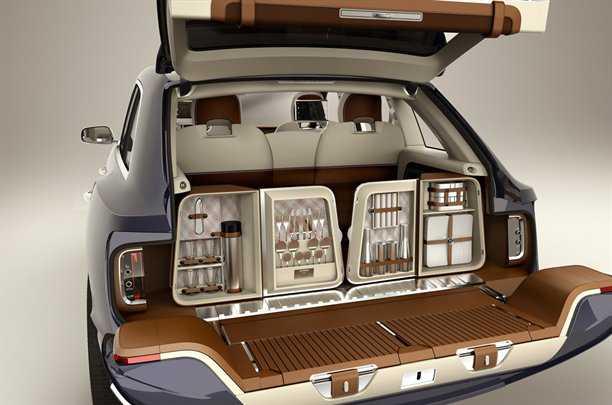 Bentley EXP 9 F Concept. Photo - Bentley