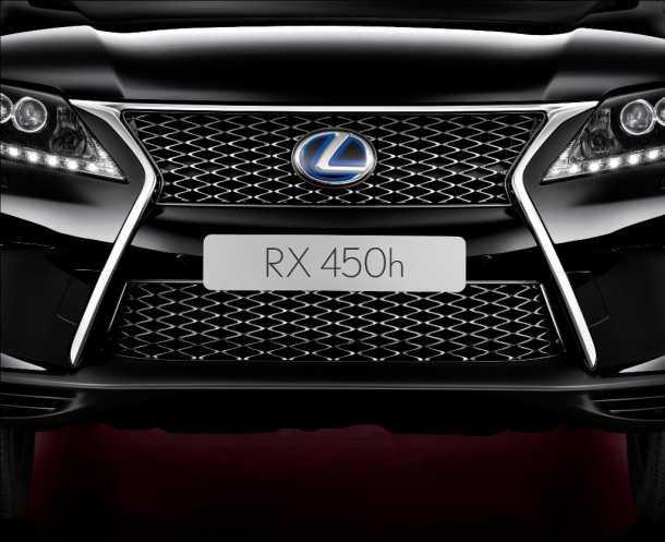 Lexus RX 450h. Photo - Lexus
