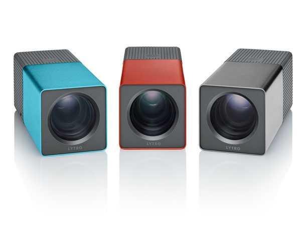 Lytro Group. שלושה צבעים, 8 או 16 ג'יגה זכרון ובקרוב גם גרסת תלת-מימד! כל זה במצלמה דיגיטאלית קטנה