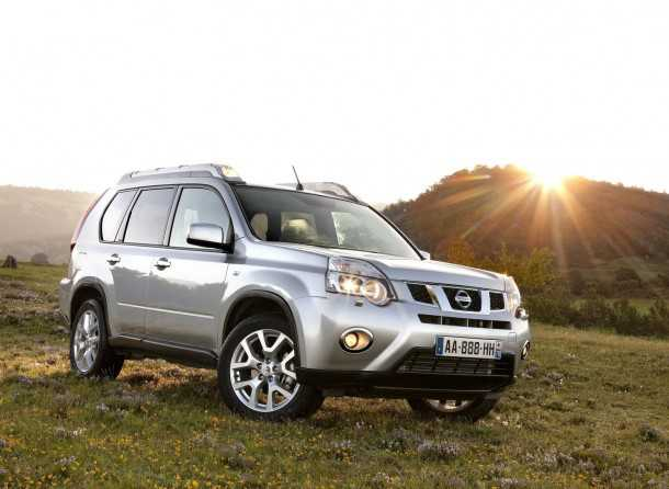 Nissan-X-Trail. Photo - Nissan