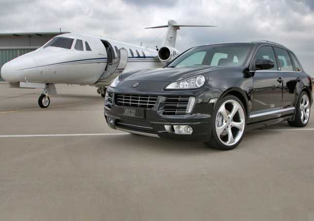 TechArt-Porsche_Cayenne. Photo - TechArt