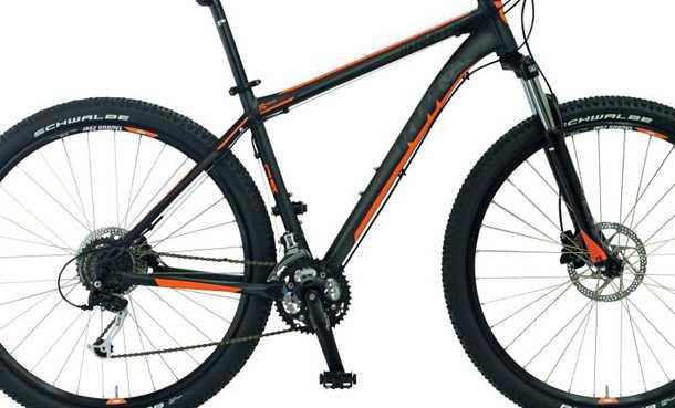 ק.ט.מ אולטרה 29 אינץ'. אופני כניסה במחיר שפוי ועם ביצועים של גדולים. צילום: ק.ט.מ.