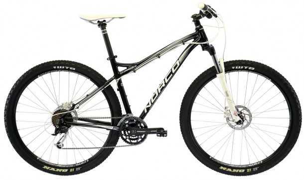אופני הרים נורקו צ'ארג'ר 9.2. המחיר 3,500 שקלים והם יקחו אותך עמוק לשטח. צילום: NORCO