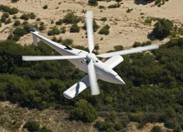 A160T_Forester של בואינג. מסוק ללא טייס בעל יכולת התקפית. האם הוא חשוף לחטיפה? צילום: BOEING
