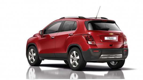 מודרני שברולט | TRAX | SUV | 2013 | רכב שטח | UMI | 2013 | שטח RA-15