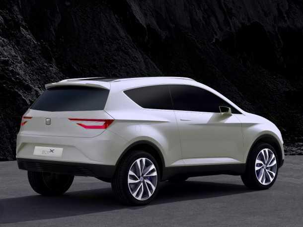 סיאט עם רכב פנאי/שטח חדש. ה-IBX מתערוכת ז'נבה מוכן לקלוט את הפלטפורמה הג'נרית הבאה של קונצרן פולקסווגן. צילום: סיאט