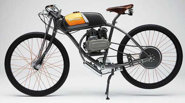 האופניים מיוצרים בעבודת יד ועם פריטים המוזמנים מראש על-ידי הלקוח. כך גם מושב העור, צמיגים מיוחדים והצביעה. צילום: דרינג'ר