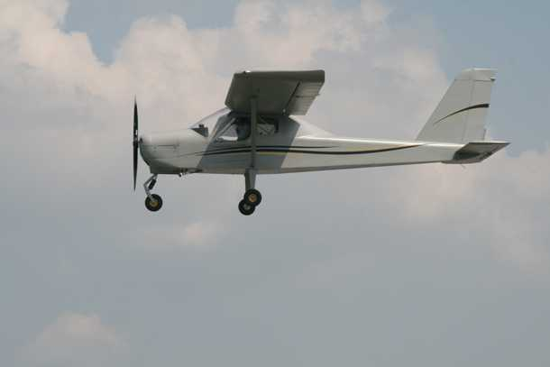 Tecnam P92 Classic Light. כרטיס כניסה זול-יחסית לעולם התעופה ופונה לבתי הספר לטיסה וכן לטייסים מוגבלי תקציב. המטרה להעלות כמה שיותר טייסים חדשים לאוויר. צילום: יצרן