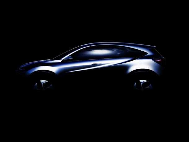הונדה עתידה להציג רכב פנאי קומפקטי בתערוכת הרכב הקרובה בדטרויט. יהיה זה ניחוש סביר להניח שבהיצע תהיה גם גרסה היברידית. צילום: HONDA