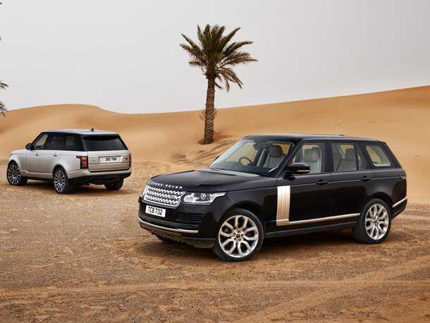 מזכר הבנות: לנד-רובר ויגואר ייצרו כלי רכב בערב הסעודית. צילום: לנד רובר