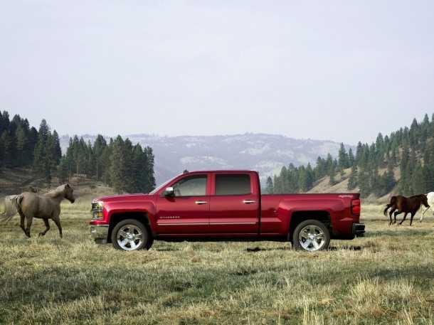שברולט סילבראדו חדש. חברים בחווה. טנדרים גדולים הם עמודי התמך של תעשיית הרכב האמריקאית ויש להם ערך סנטימנטאלי חשוב לא פחות מהנתונים שבמפרט. צילום: שברולט
