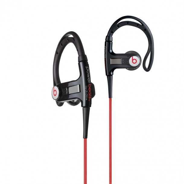 אוזניות PowerBeats עם שני רמקולים בכל אוזן, התאמה מושלמת לראש וחומרים עמידים בזיעה ובלאי. המחיר הממוצע בארץ הוא-800 שקלים. אצלנו רק 150 דולר. צילום: BEATS