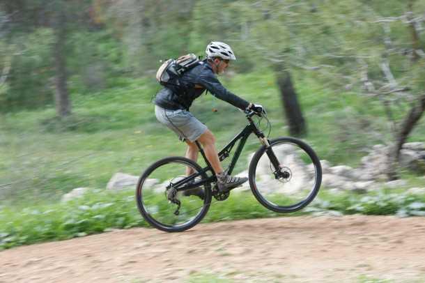 מבחן אופניים סנטה קרוז סופרלייט 29. מהירים, קלים, מוקפצים היטב ולא ישברו את הקופה. מעניין נכון? צילום: פז בר