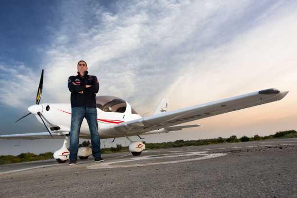 תודה מיוחדת לגבי לביא על שהעמיד לראשותנו את כלי הטיס היקר שלו ועל הרצון לעזור ולסייע. צילום: תומר פדר