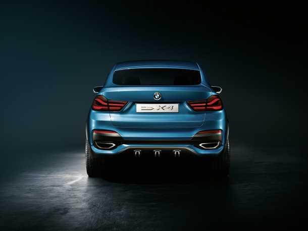 """ב.מ.וו X4. מראה חדש למשפחת רכבי הפנאי ו""""קופה השטח"""" של היצרן הגרמני. X6 עדיין יחיד בתת-קבוצה מ-2008. צילום: ב.מ.וו"""
