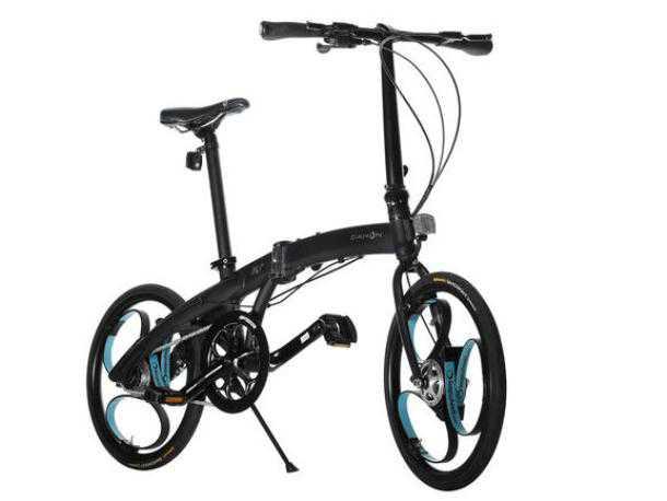 LOOPWHEEL. חוכים משקל ומוספים נוחות. חשבו על מספר האופניים שיכולים ליהנות מגלגלים כאלו! הפוטנציאל בהחלט שם. צילום: LOOPWHEEL