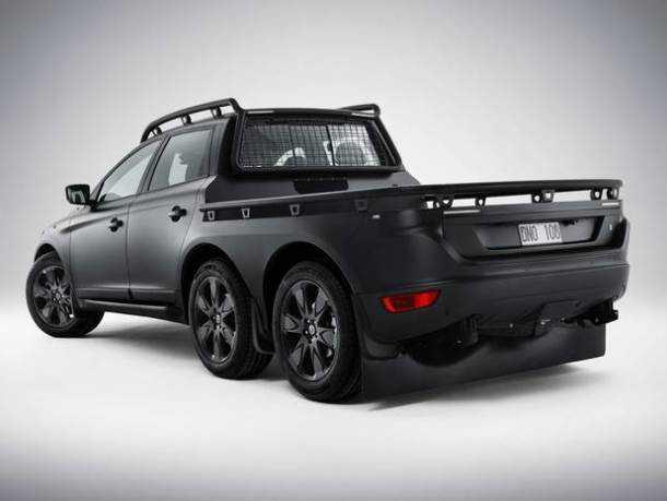 וולבו XC60 מתוצרת קארסטו: ארגז לצלם וציוד, ציר גלגלים נוסף לייצוב