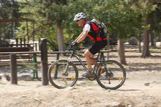 מבחן אופניים מרידה ביג 7. האם אלו אופני השימוש הכללי הטובים ביותר? עם משרעת יכולת רחבה מהעיר ועד לסינגלים. צילום: פז בר