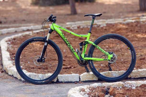 מבחן אופניים נורקו REVOLVER 2. עם גלגלי 29 אינץ' ותמהיל רכיבים מעניין משרעת היכולות רחבה יותר ממה שהיצרן מצהיר עליו. צילום: פז בר