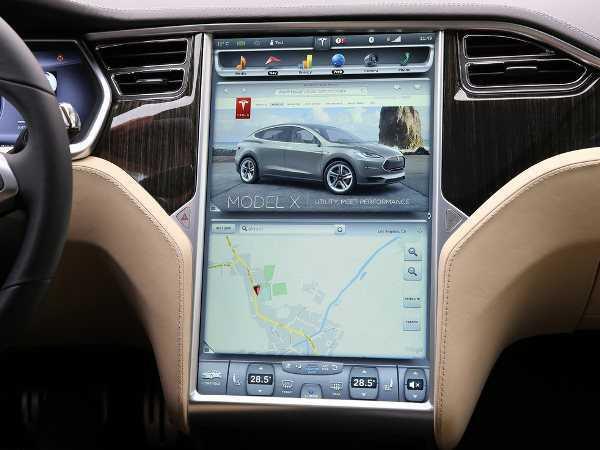 טסלה בנהיגה אוטונומית. המכוניות של טסלה ינהגו את עצמן בתוך שלוש שנים. חברות ישראליות מעורבות בפיתוח. צילום: טסלה