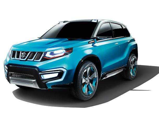 """Suzuki IV4. מכיר סוזוקי? הקיסם הבא למדורה מגיע מיפן מיצרנית מובהקת של מכוניות קטנות חלקן ממש קשוחות. הנ""""ל יכנס לקבוצת הקרוסאובירם הקטנים לצד פיזו 2008, ניסן ג'וק ורנו קפצ'ור. צילום: סוזוקי"""