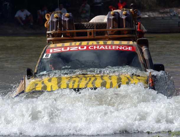 isuzu challenge australia 2003