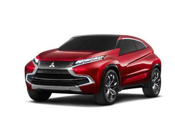 מיצובישי XR-PHEV.  האם זה המבשר של רכב פנאי קומפקטי אשר יחליף את ה-ASX? האם הוא יגיע גם לישראל? צילום: מיצובישי