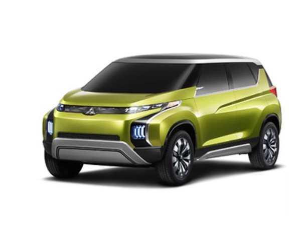 מיצובישי AR. רכב פנאי קומפקטי (על בסיס פלטפורמה סגמנט B) לתחרות מול ניסאן ג'וק ודומיו - מוצר מאד רלוונטי צילום: מיצובישי