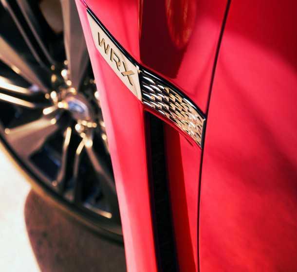 סובארו WRX חוזרת ב-2014. פנסי LED וקסנון, חישוקי גלגל חדשים הם רק חלק מהחידושים ב-WRX האוטומטית של מודל 2014. צילום: סובארו