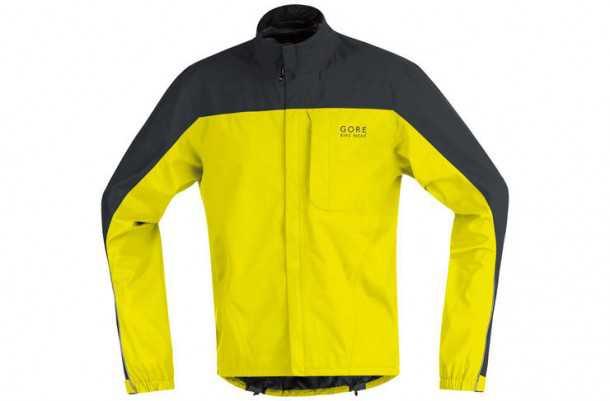 מעיל אופניים GORE. עשוי עם בד גורטקס אטום למים ורוח אבל נושם ומנדף. 760 שקלים על מפתן הדלת שלך. צילום: AMAZON