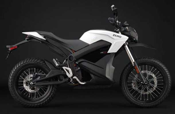 השקה מקומית אופנועים חשמליים ZERO. גרסת DS שבצילום להלן דו-שימושי. האם יהיה תחליף אמיתי ל-DR ו-XR? צילום: ZERO