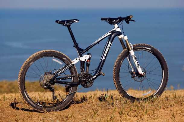 מבחן אופניים trek remedy 8. אופני אול מאונטיין מובהקים עם מתלים נהדרים, המון פיצרים מועילים ואיכות כוללת מרשימה. המחיר: 15,700 שקלים. צילום: פז בר