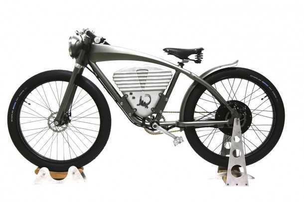 icon E-Flyer. אופניים חשמליים מהמאסטרים של FJ בקליפורניה. צילום: ICON
