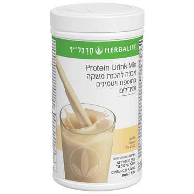 שייק חלבון להתאוששות אחרי האימון