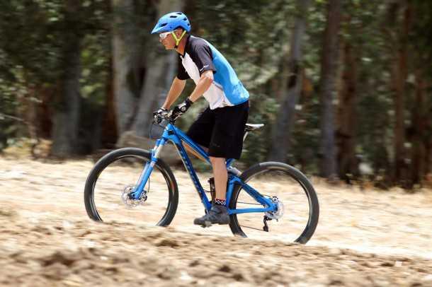 מבחן אופניים Niner RIP9RDO. מקום טוב לעשות בו עסקים. תנוחת רכיבה ממורכזת, מתלה יעיל בדיווש ושלדה קשיחה וקלת משקל. תענוגי. צילום: תומר פדר