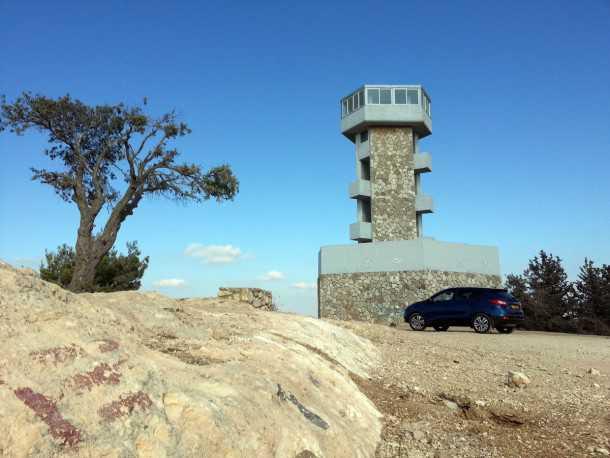 טיול שטח הר טורען. מקיבוץ בית רימון עד למצפה נטופה על דרך נוף הר טורען. צילום: רוני נאק