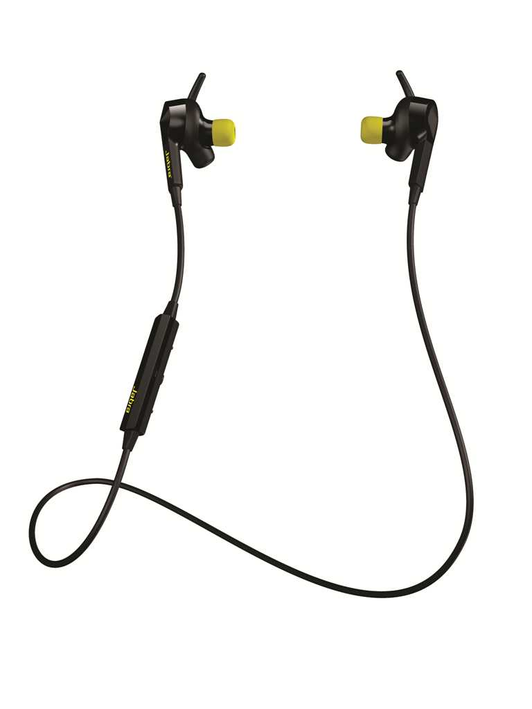 אוזניות אלחוטיות JABRA SPORT PULSE. לא רק ימדדו את הדופק מהאזניים ומצליחות לאחד שני פריטי כשר מרכזיים לאחד - מעולה! המחיר: 990 שקלים. צילום: JABRA