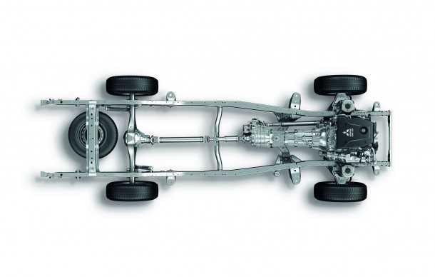 מיצובישי טריטון. הדור החדש של טנדר מיצובישי L200, מקבל מנועים מודרניים ומתיחת פנים עמוקה מאד. צילום: מיצובישי