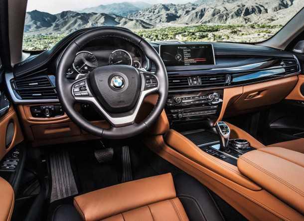 BMW X6 חדש כבר אצלנו. עוד יותר מוחצן, יותר יקר ויותר חזק. החל מכ-600 אלף שקלים. צילום: BMW