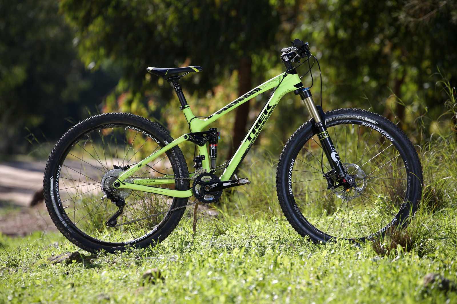 מבחן אופניים Trek Fuel EX 9.8 בהחלט אופני ההרים הטובים יותר שיש היום בשוק. המחיר לא קל 25,200 שקלים. צילום: תומר פדר
