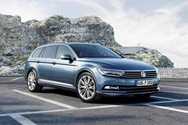 פולקסווגן פאסאט החדשה. גדולה וטכנולוגית יותר - קריצה חזקה לשוק האמריקאי. צילום: VW