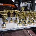 חלוקת גביעים של ספורט במחתרת. צילום: כפרה