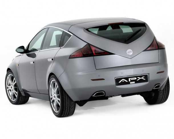 האם לוטוס תוציא מהמגירה את התכניות לקרוסאובר. הנה ה-APX, רכב תצוגה משנת 2006. צילום: לוטוס