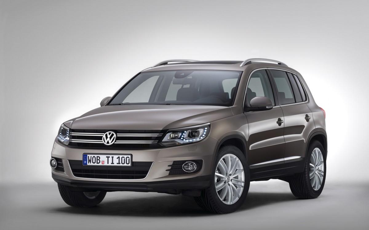 פולקסווגן טיגואן. יותר איבזור בפחות כסף. החל מ-170,000 שקלים. צילום: VW