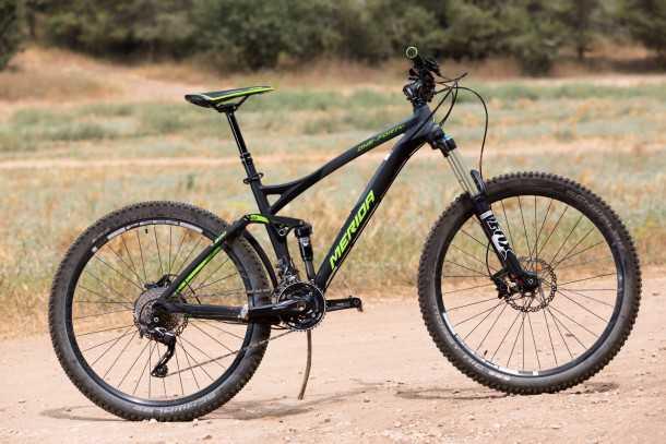 מבחן אופניים מרידה one-fourty 7.600. שינויי גיאומטריה קלים, איבזור מופחת ומחיר נגיש. צילום: תומר פדר
