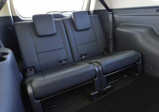 מיצובישי פאג'רו ספורט - יש 7 מושבים, בקרת שיוט אקטיבית ועוד - תקינה אירופאית? עובדים על זה! צילום: מיצובישי