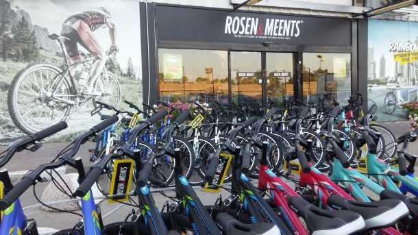 """חנות חדשה לרוזן מינץ ב-ביל""""ו סנטר צפון. מאופני ילדים בסיסים ועד לאקזוטיקה - תמצאו כאן הכל - 7 ימים בשבוע. צילום: יח""""צ"""