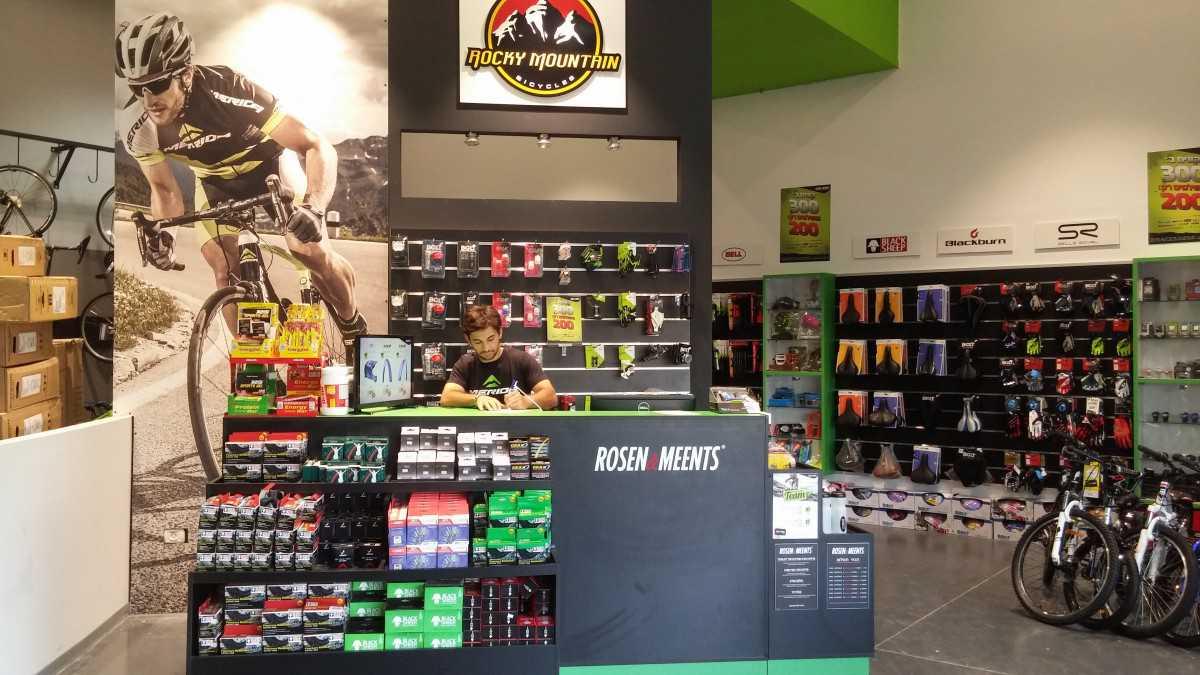 """חנות חדשה לרוזן מינץ ב-ביל""""ו סנטר צפון. צוות חביב עם ידע רב - ששמח לחלוק אותו איתכם! צילום: יח""""צ"""