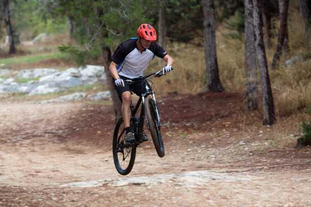 """מבחן אופניים ברגמונט קונטרייל 8.0. עופי לך לחופשי ציפור דרור לסינגלים של ארה""""ק! אודרוב. צילום: תומר פדר"""