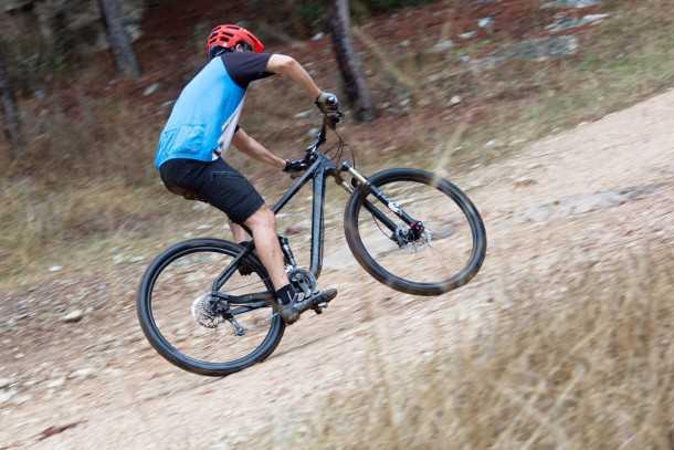 מבחן אופניים ברגמונט קונטרייל 8.0. תשכיב אותה חנייבץ! שפת גוף בייבי וזה יקרה! צילום: תומר פדר